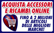 Acquista accessori e ricambi online